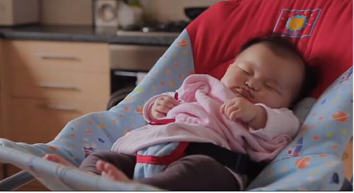 7 cách ru bé ngủ
