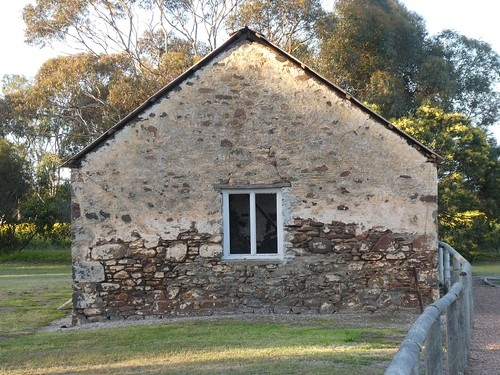 Poonindie Mission Station stable with quarters, Eyre Peninsula South Australia