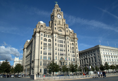 Royal Liver Building, Liverpool