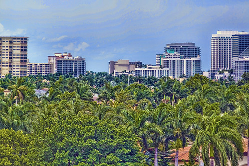 City of Fort Lauderdale, Broward County, Florida, USA