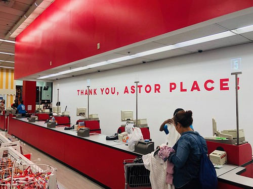 New Decor Package at Kmart, Astor Place