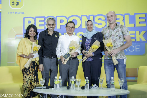 19092019 - DIGI RESPONSIBLE BUSINESS WEEK (INTEGRITY & GOVERNANCE) WITH MACC CHIEF