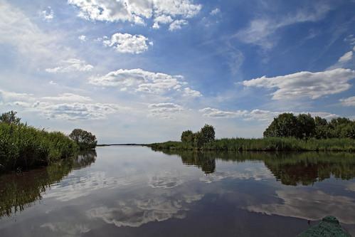 Le Marais de la Brière (Loire-Atlantique - Pays-de-la-loire)