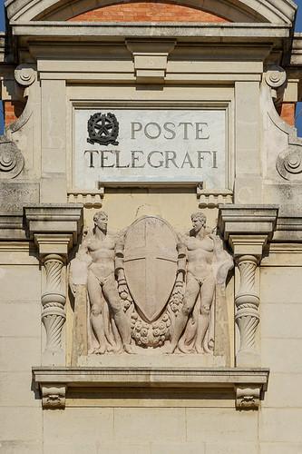 palazzo delle Poste, Macerata