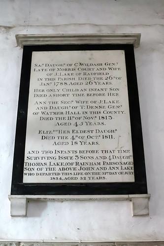 St Lawrence, Bapchild, Kent