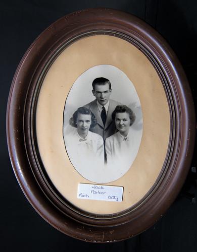 Parker Family Portrait