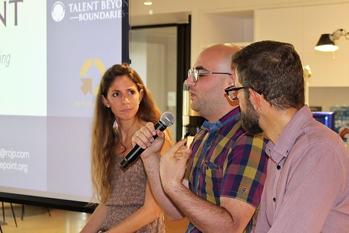 A New Frontier in Global Talent Panel