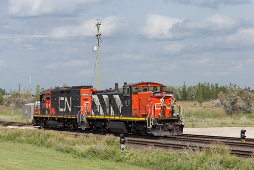 Beltpack Job back to Symington - Winnipeg, MB