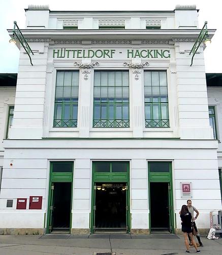 Wien - Stadtbahn Hütteldorf-Hacking