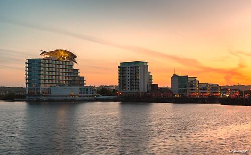 St Davids Hotel, Cardiff Bay
