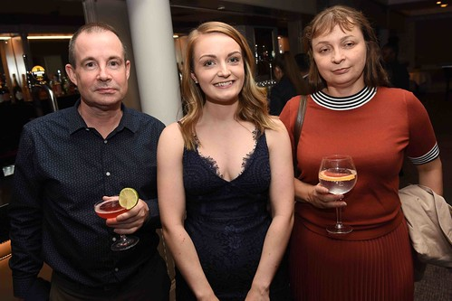 037 Paul McGuire, Kaitlin O'Callaghan and Amy Seaton