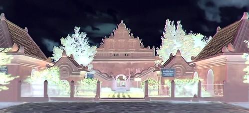 Indonesia - Java - Yogyakarta - Taman Sari - Water Castle - 1bb