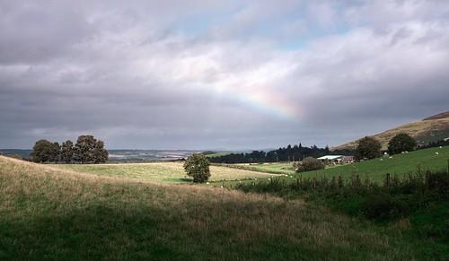 Lunchtime Rainbow