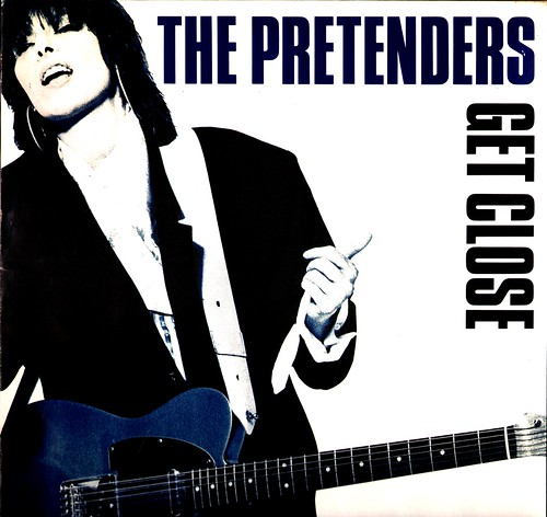 4 - Pretenders, The - Get Closel - D - 1986