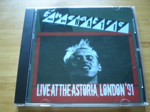THEATRE OF HATE - Astoria Theatre London 24th June 1991