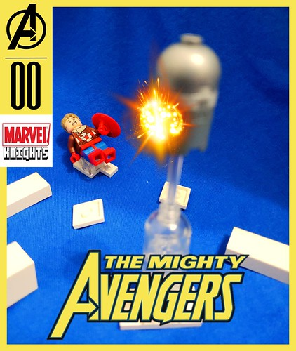MKSG The Mighty Avengers: Grudge Match -  Issue #0