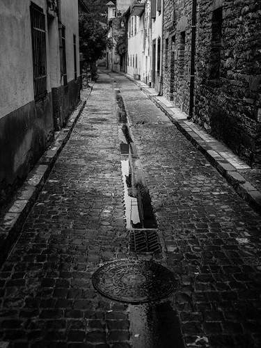 callejones de Biescas-