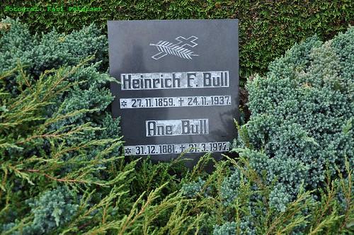 Heinrich F Bull Øster Lindet