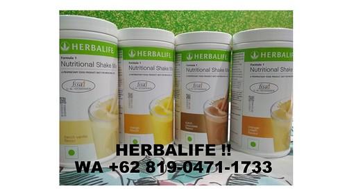 PROMO,WA  +62 819 - 0471 - 1733,Herbalife Nutrisi Sehat kediri