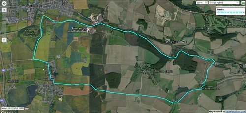 Back o' Thorpe Salvin (Walking Route)