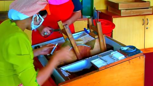 Indonesia - Java - Yogyakarta - Cigarette Manufacturing - 38