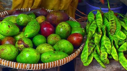 Indonesia - Java - Yogyakarta - Market - Avocado - 21