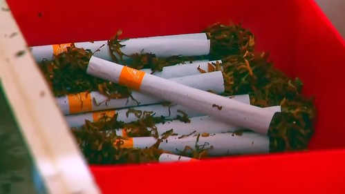Indonesia - Java - Yogyakarta - Cigarette Manufacturing - 44