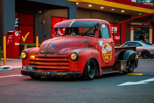 Jeff's Rat-piss Chevrolet