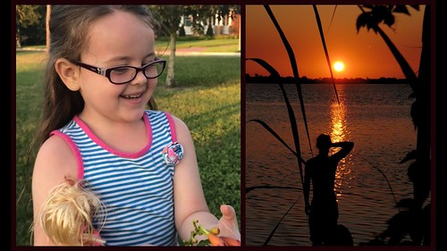 Beautiful Belleair Sunset - This Is Our Happiness