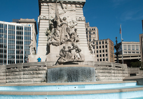 Indianapolis Soldiers & Sailors Monument (#0231)