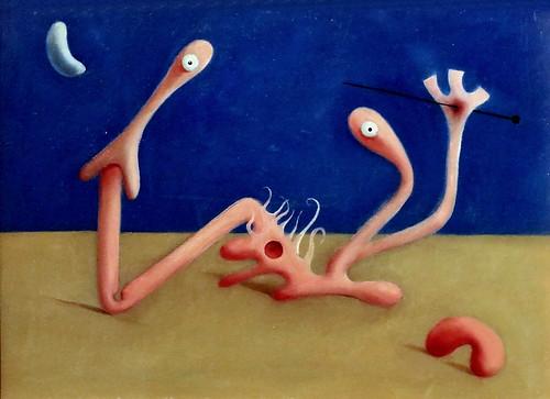 IMG_5467 Jaume Sans. 1914-1987. Barcelone.  Camagüey hidraulico en cuclillas. Crouching hydraulic camagüey. 1935.   Barcelone  Museu Nacional d'Art de Catalunya (MNAC)