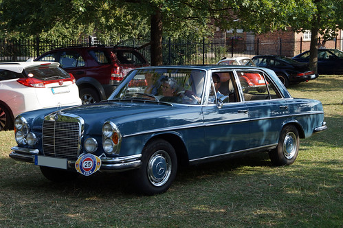 1971 Mercedes W109 300 SEL 3,5 Front