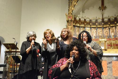 The Chantels Come Home to Bronx Church Where Their Music Began