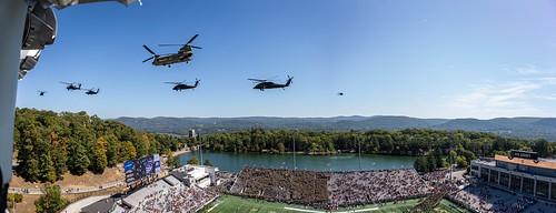 Army vs. Morgan State University