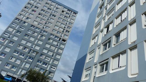 42 cité moderne de Firminy @ les HLM