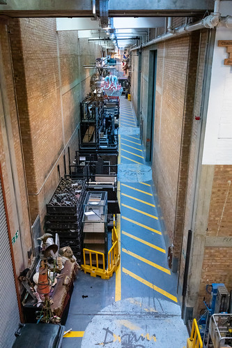 National Theatre Backstage Tour | Open House 2019-1