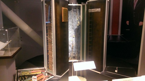 Cray-1A, Computer History Museum 5/17/2013