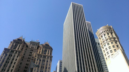 Hunter–Dulin, 44 Montgomery, and The Hobart Building, San Francisco, CA 5/18/2013