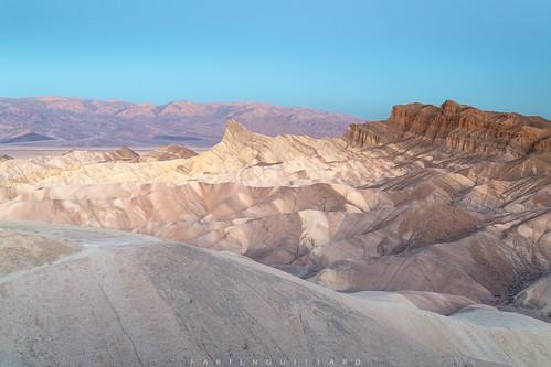 Zabriskie Point, Death Valley NP, California