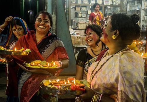 Bipodtarini Devi Festival Celebrate