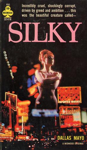 Midwood Books 32-418 - Dallas Mayo - Silky