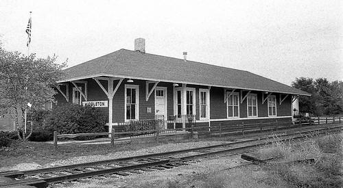 1895 CMStP&P Combination Station (Middleton WI)