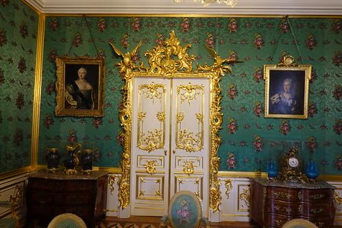 Peterhof Palace - The Study of the Empress