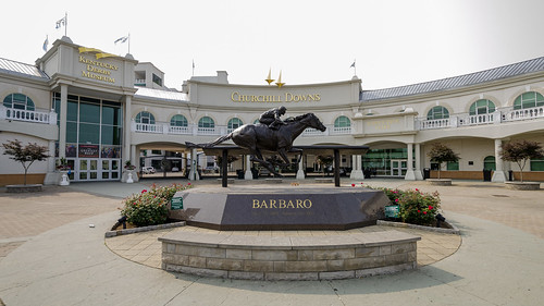 Churchill Downs - Home Of The Kentucky Derby