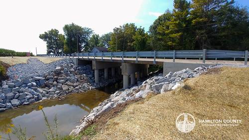 Bridge #4 - Six Points Rd. over Prairie Creek
