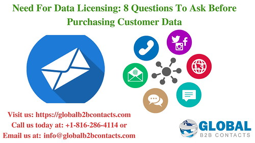 Need For Data Licensing_ 8 Questions To Ask Before Purchasing Customer Data