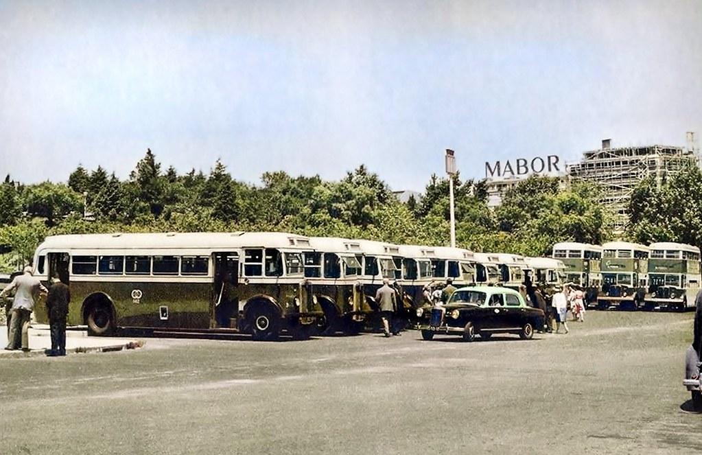 Excursão, Parque (Fototipia animada de A. n/id., c. 1960)