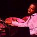 Justin Faulkner, Branford Marsalis Quartet, Clifford Brown Jazz Festival, Wilmington, Delaware