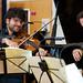 Bogdan Bozovic, violin and Matan Gilitchensky, viola