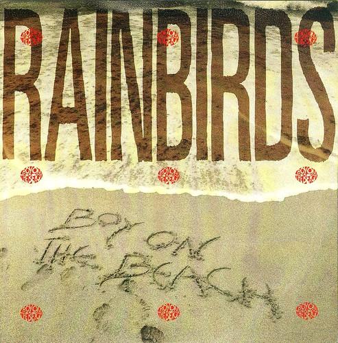 2 - Rainbirds - Boy On The Beach - D - 1988
